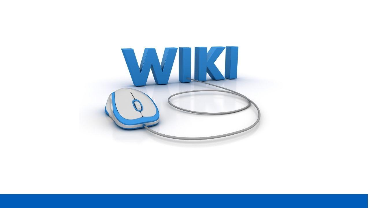 o que são wikis